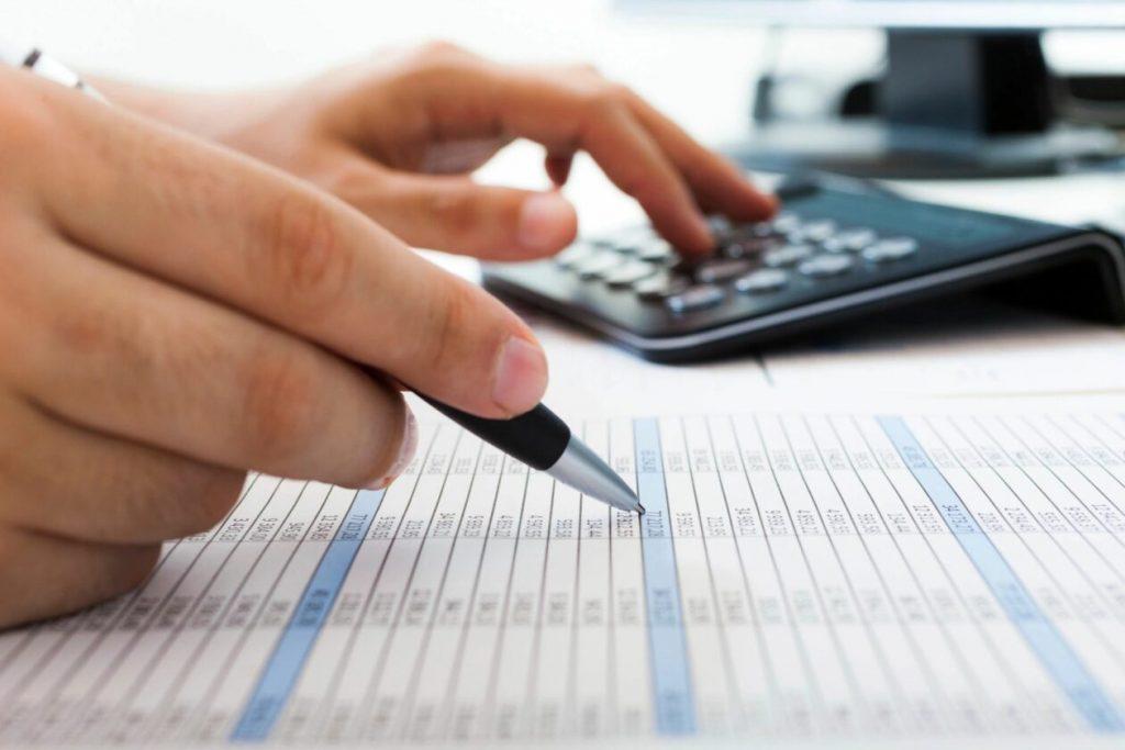 financial document destruction