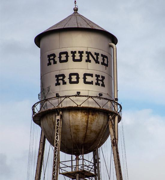 round rock texas tower